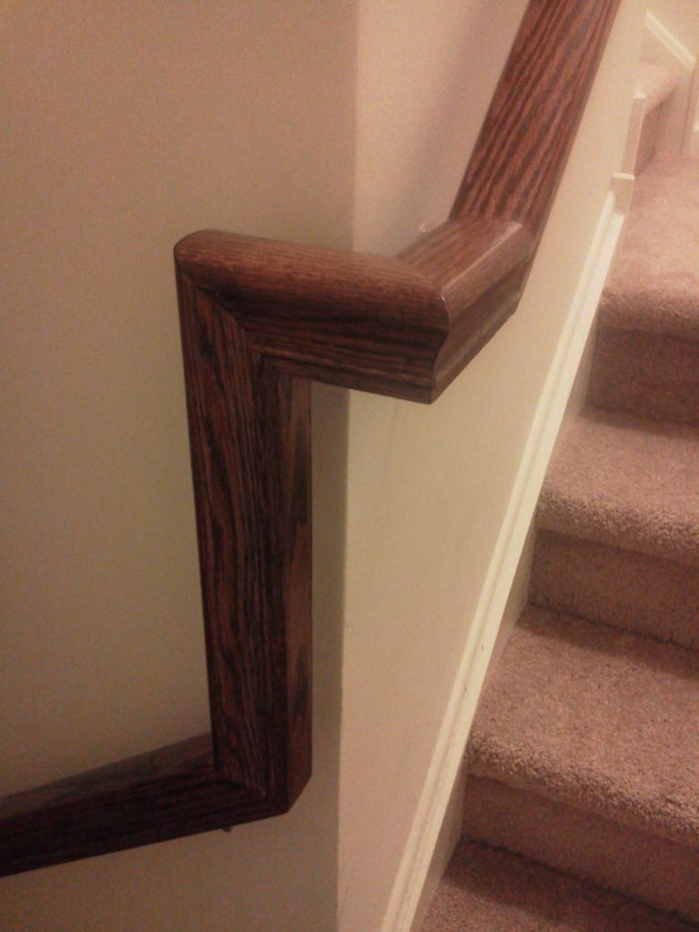 Handrail Help Carpentry Contractor Talk Stairs Pinterest Carpentry Contractors