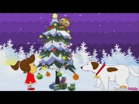 O Christmas Tree An Animated Christmas Carol For Kids Pinned By Partytalent Com Animated Christmas Christmas Tree Decorations Xmas Music
