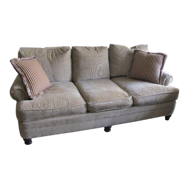 Peachy Contemporary Bernhardt Patterned Tan Sofa With Matching Forskolin Free Trial Chair Design Images Forskolin Free Trialorg