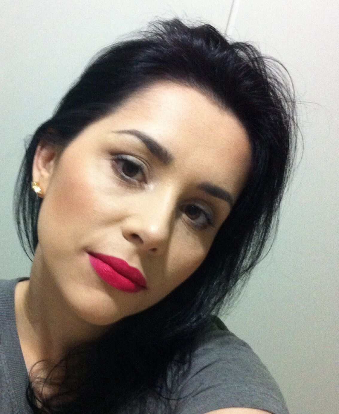 MAC All Fired Up lipstick Bright lips, Hair beauty, Mac