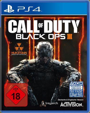 Call Of Duty Black Ops Iii Pc Spiele Black Ops Actionspiele