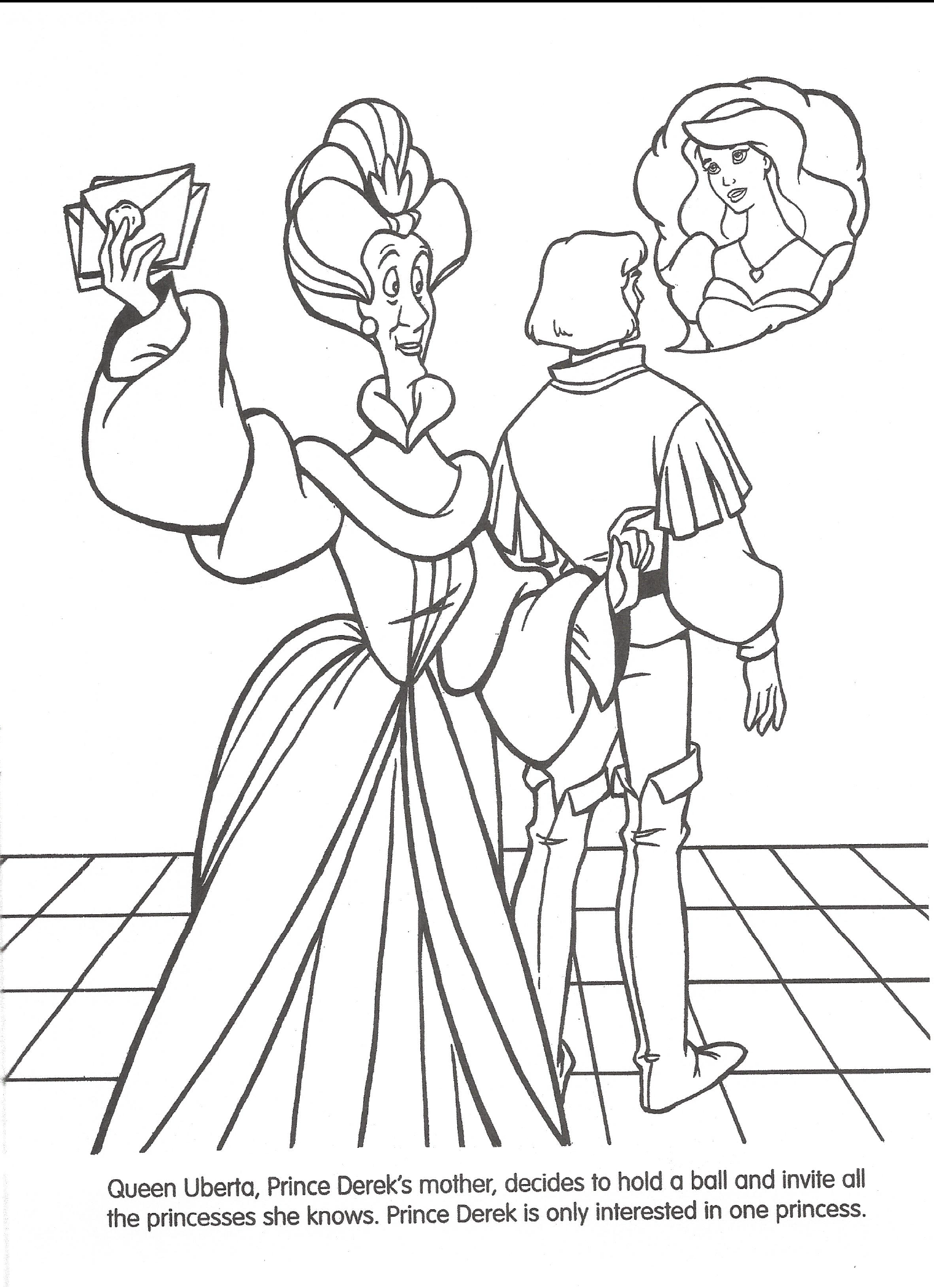 Billedresultat For The Swan Princess Colouring Pages Swan Princess Princess Coloring Pages Princess Coloring