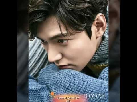 ™Lee Min-ho 이민호 talking Bazzar Korea Magazine December16 - YouTube