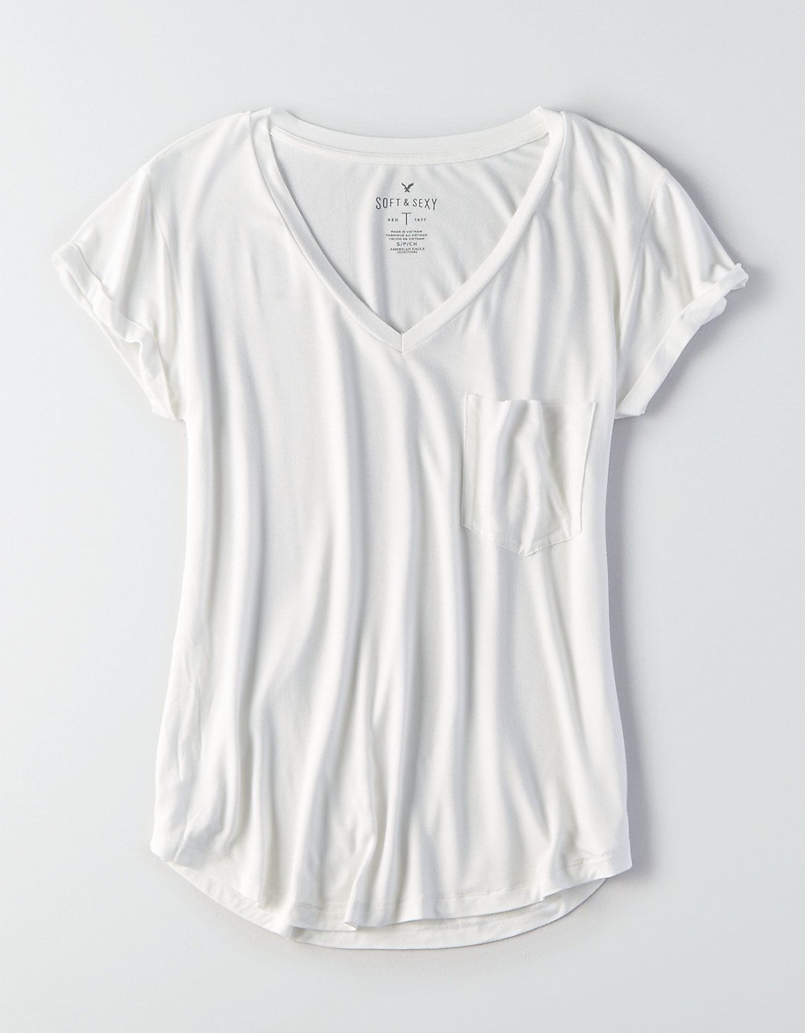 ee9ff9d6 AE Soft & Sexy Favorite T-Shirt in 2019 | Wearables | Oversized ...