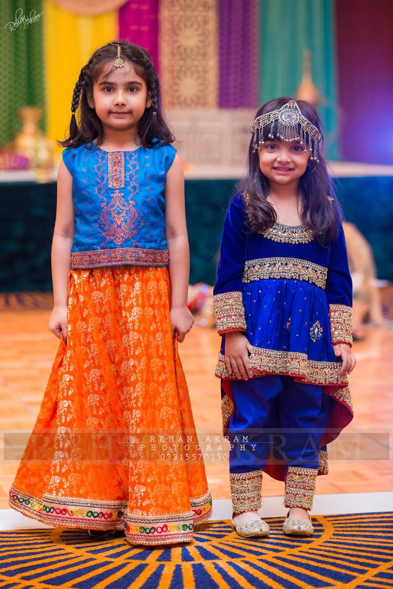a885c4d4c1 Baby Dresses, Girls Dresses, Pakistani Bridal, Boy Blue, Little Girl  Fashion,. Visit. March 2019