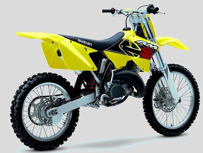 2 Strokes I Will Never Trade You 2012 Rm 125 3 Suzuki