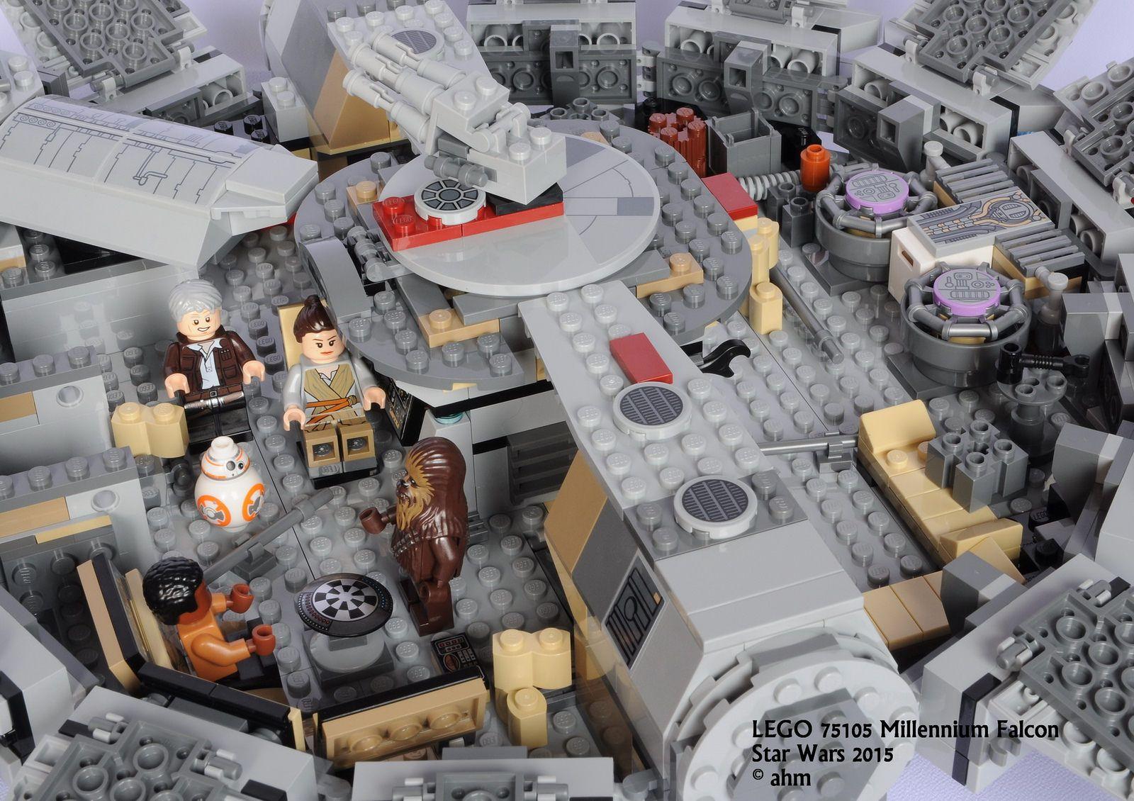 star wars lego 75105 millennium falcon lego falcon pinterest chewbacca falcons and lego. Black Bedroom Furniture Sets. Home Design Ideas