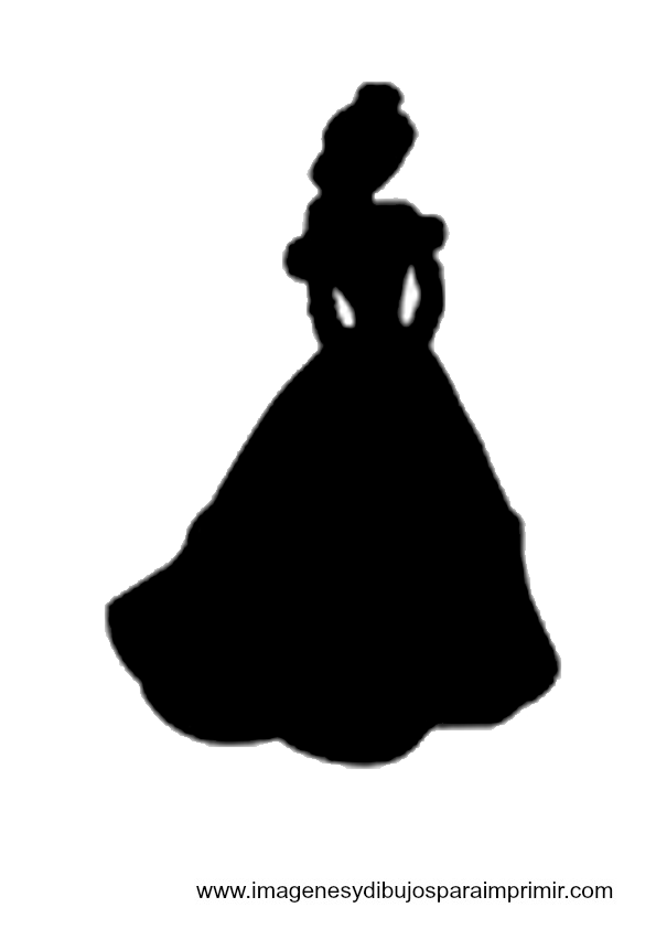 photo relating to Free Printable Disney Silhouettes named 8 Least complicated Photographs of Absolutely free Printable Princess Silhouette - Free of charge