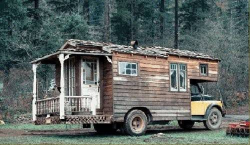 find this pin and more on caravan and house on wheels - House On Wheels