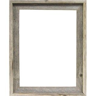 12 X 16 Barn Wood Open Frame Shop Hobby Lobby Barn Wood Frames Barn Wood Frame