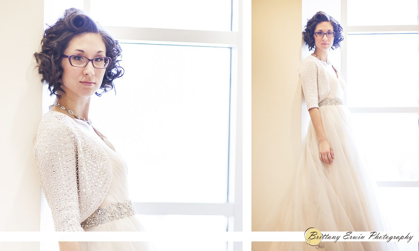 snow-bride-ivy-and-aster-wedding-gown-belt-jacket-pin-up-hair ...