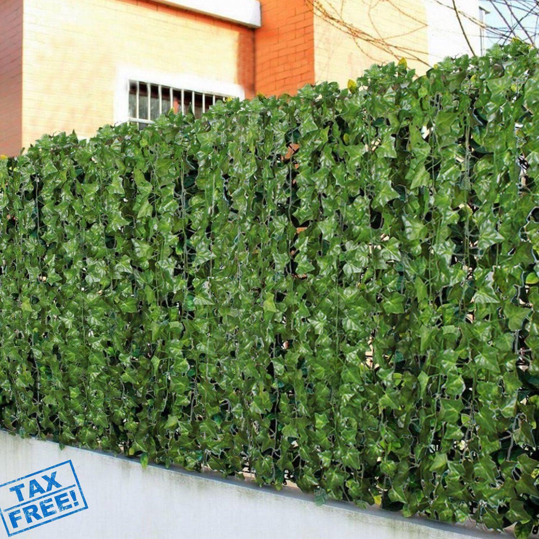 Artificial Hanging Plant 84 Feet Silk Ivy Vine Garland Fake Home ...