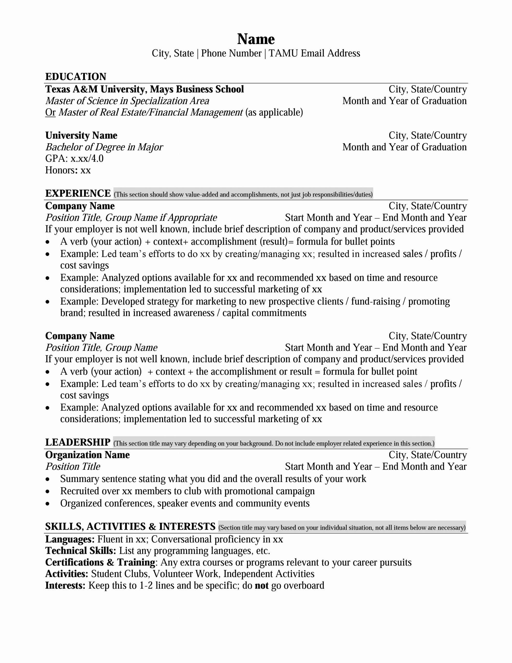 Phd Industry Resume Example Beautiful Mays Masters Resume Format Career Management Center Job Resume Examples Medical Coder Resume Resume Guide