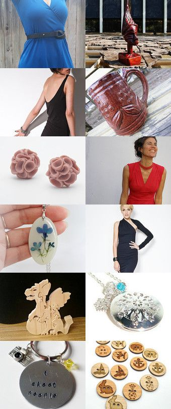 Shopping Monday by Faby Galaz and Hugo Gallegos on Etsy--Pinned with TreasuryPin.com