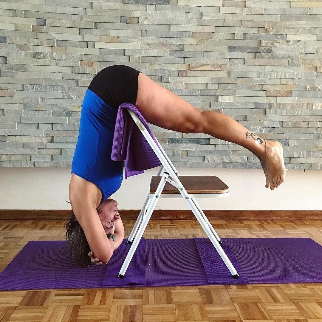 крупной корневой йога на стуле в картинках современного