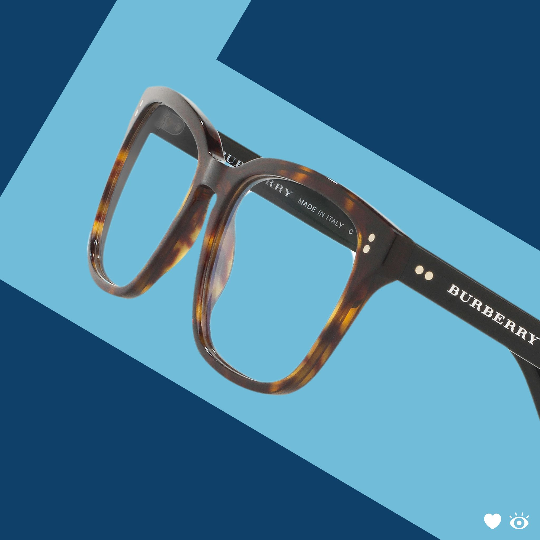 Bring The Refined Intrigue Of London Anywhere You Go With The Mr Burberry Collection Trendy Eyewear Burberry Eyewear Lenscrafters