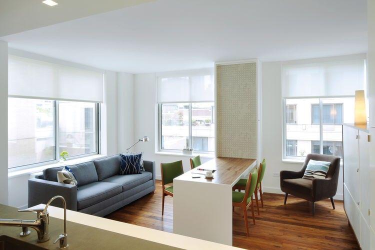 Klapptisch An Der Wand Montiert Cooles Platzsparendes Design Klapptisch Wohnzimmer Platzsparender Esstisch Kleiner Lebensraum