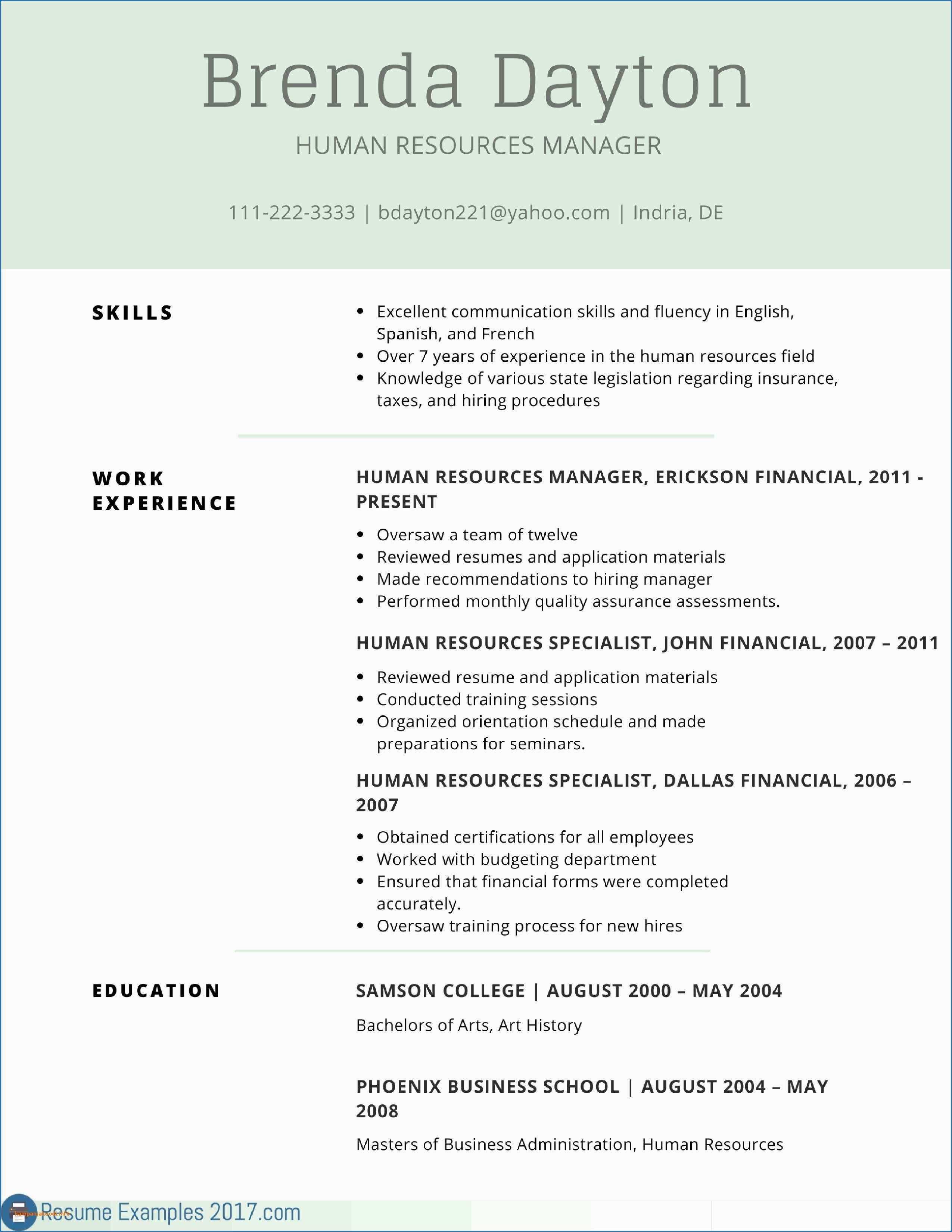 13 Resume Examples For Catering Server Check More At Https Www Ortelle Org Resume Examples For Catering Server