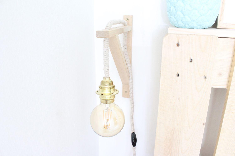 DIY Fabriquez facilement une ampoule suspendue en 5 étapes
