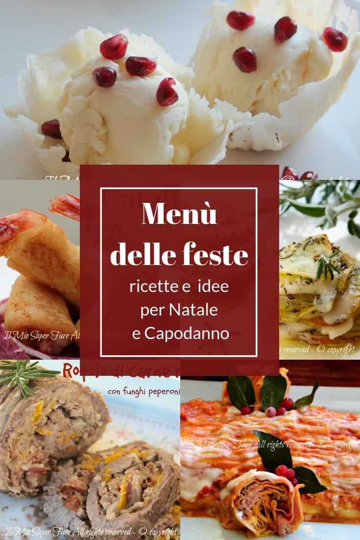 Menù delle feste ricette facili e veloci | cucina - cuisine ...