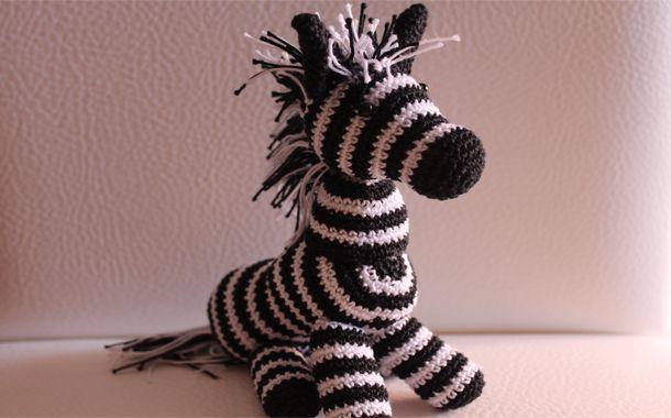 Amigurumi Tutorial Gratis : Zebra juventus uncinetto schema gratis free amigurumi bambini