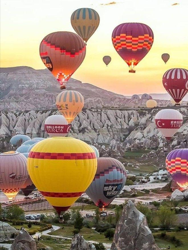 Pin by Biba🌹 on Hot air balloons in 2019 Air balloon