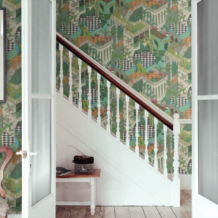 How To Update Stair Walls