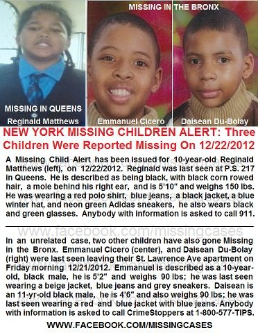 2 Of These Boys Have Been Found One Is Still Missing Missing Persons Where Are You Now Missing Child