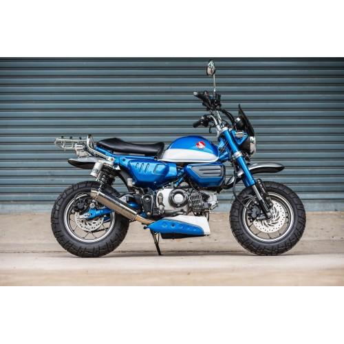 Honda Monkey 125 Motozaaa Replacement Seat V1 In 2020 Ducati Monster Custom Honda Honda Grom