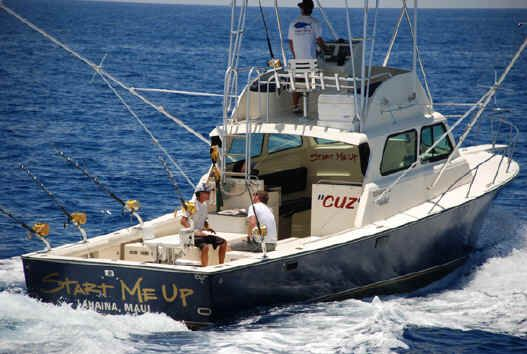 Sport Fishing Boat Pictures