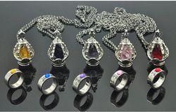 Magica Mobili ~ Online shop puella magi madoka magica soul gem necklace ring