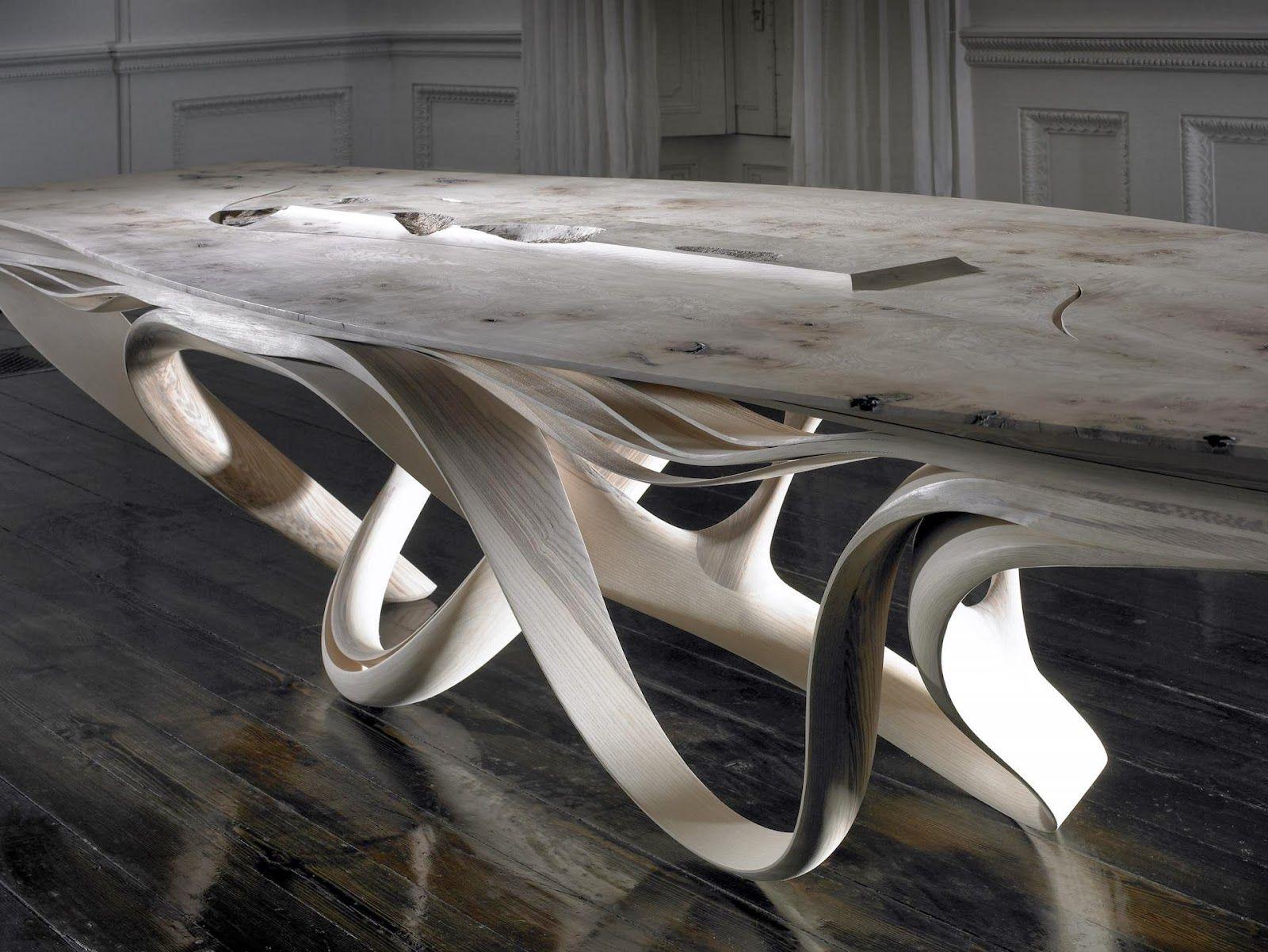 Design Dautore.com: Enignum Furniture By Joseph Walsh