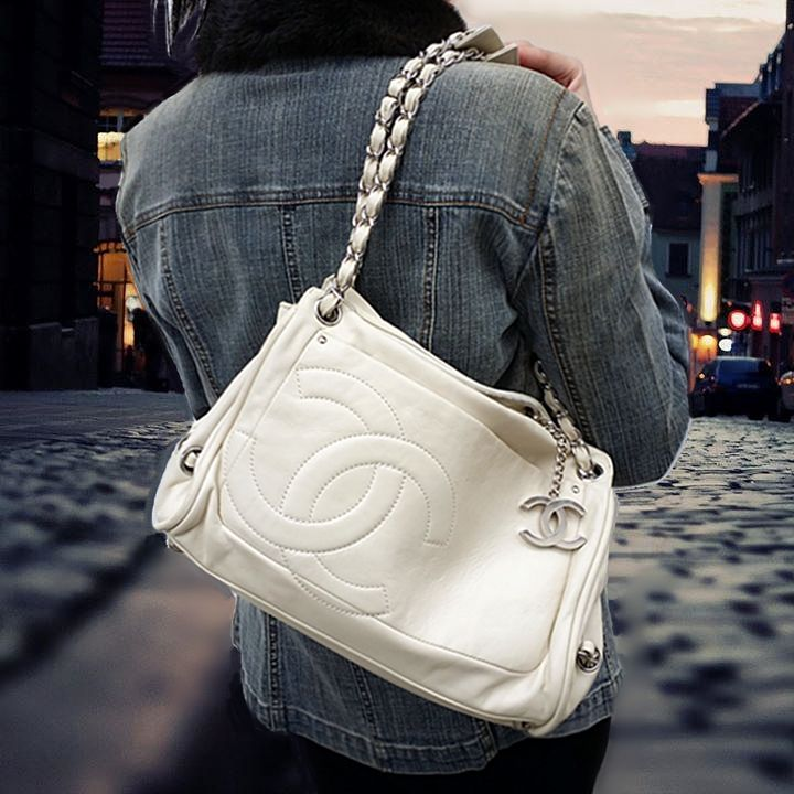 Home Chanel Collection Chanel Shoulder Bag Chanel Brand