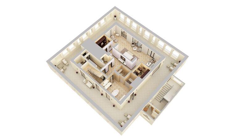 mnur - Plan 3D Pinterest 3d - Logiciel De Plan De Maison 3d Gratuit