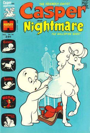 harvey comics coversnightmare - Google Search