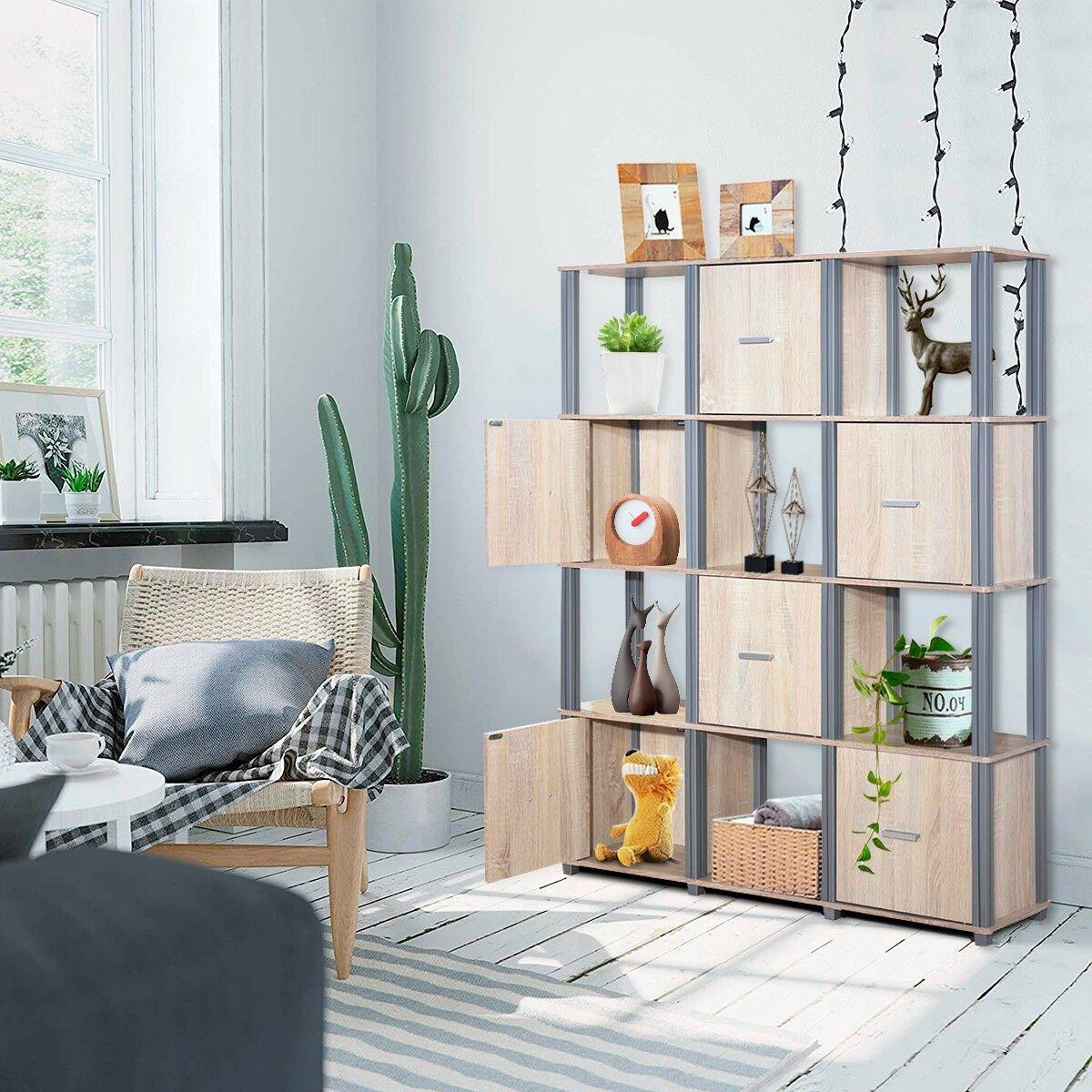 Maximize Space With Multiple Cube Bookcase Organizer Careful