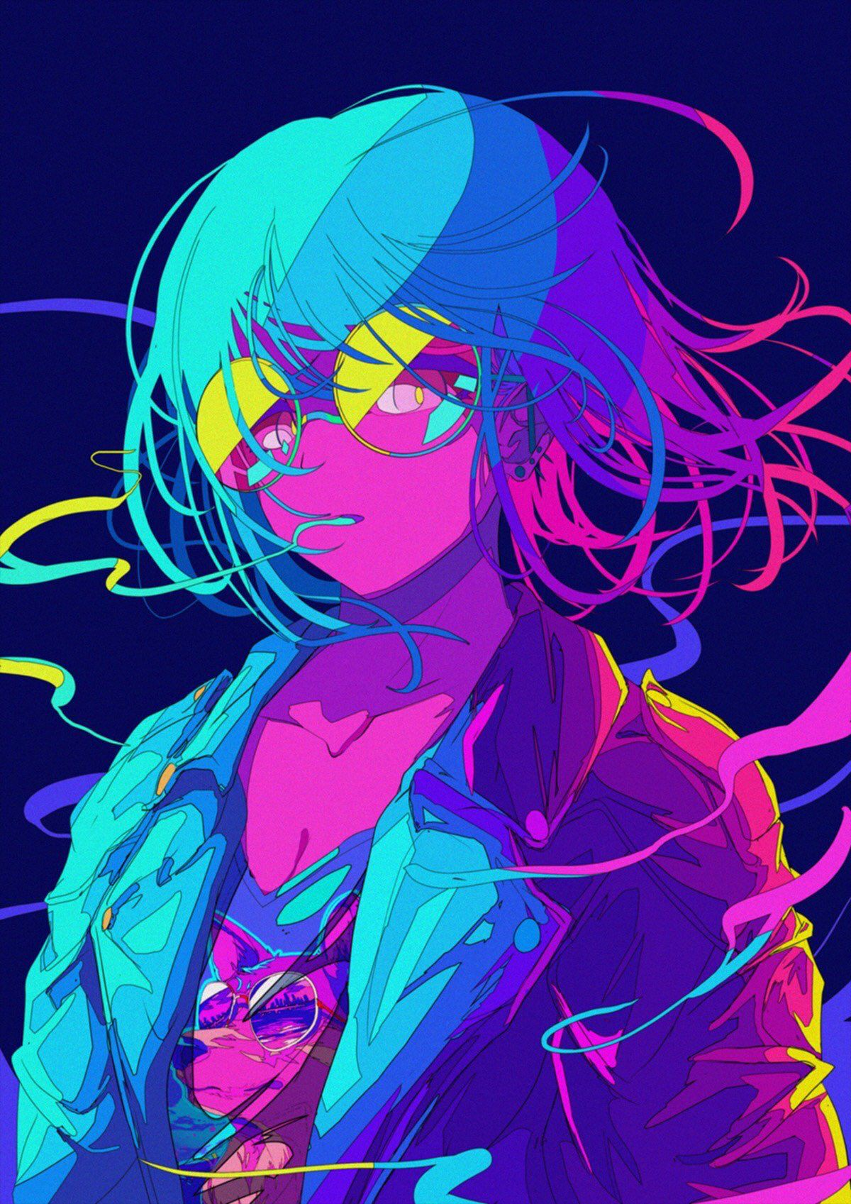 Aesthetic Anime Image By Crystal Ryuu On Anime Anime Art Kawaii Art