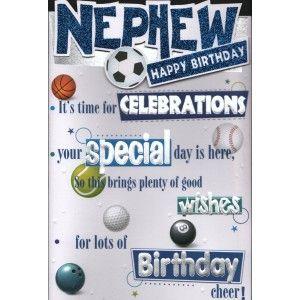 Free Birthday Cards For Nephew