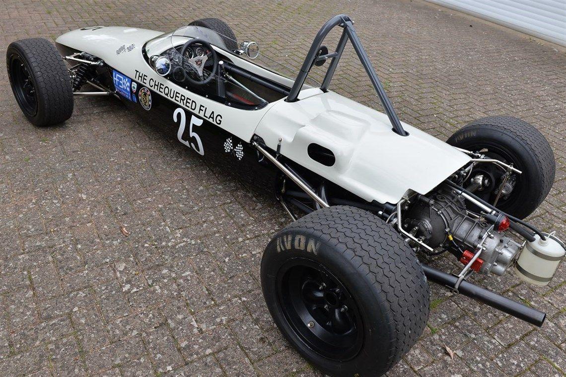 1966-brabham-bt18a-formula-3-chassis-no1 | Classic cars | Pinterest ...