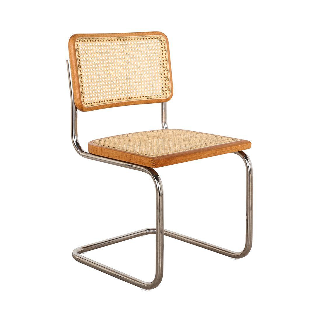 Cesca Side Chair   Armless
