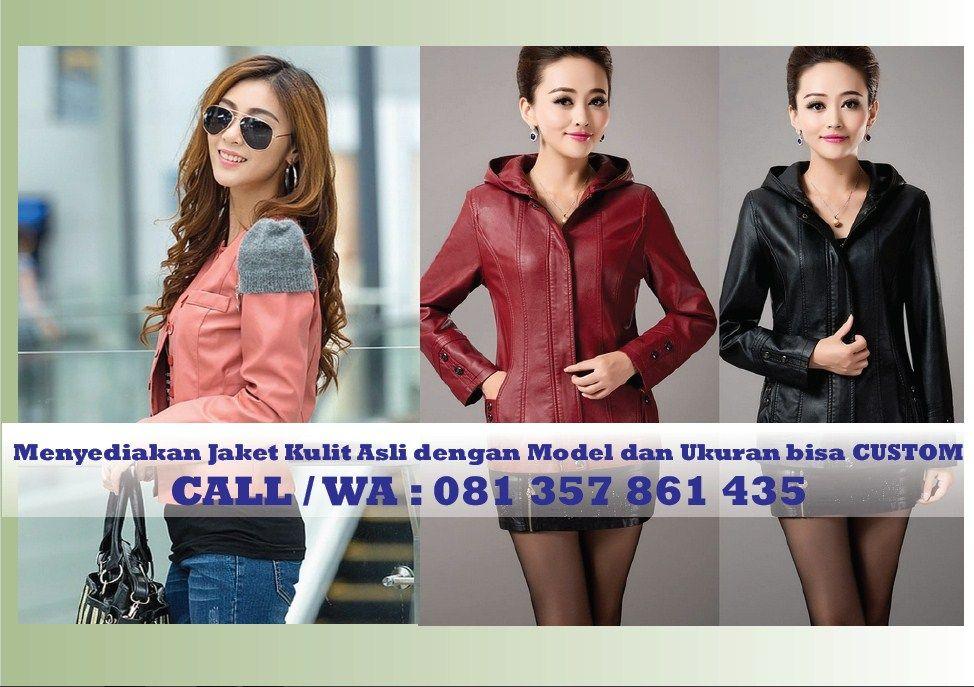 Jaket Kulit Perempuan Murah Jaket Kulit Perempuan Malaysia Jaket