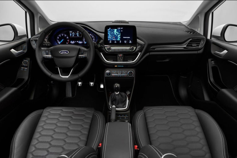 15+ Ford fiesta car interior images inspirations