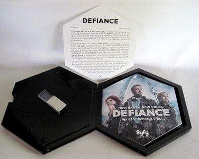 Defiance TV Show Press Kit!