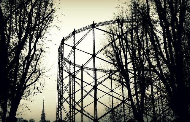 Gasometro by *Wondering*Alice*, via Flickr