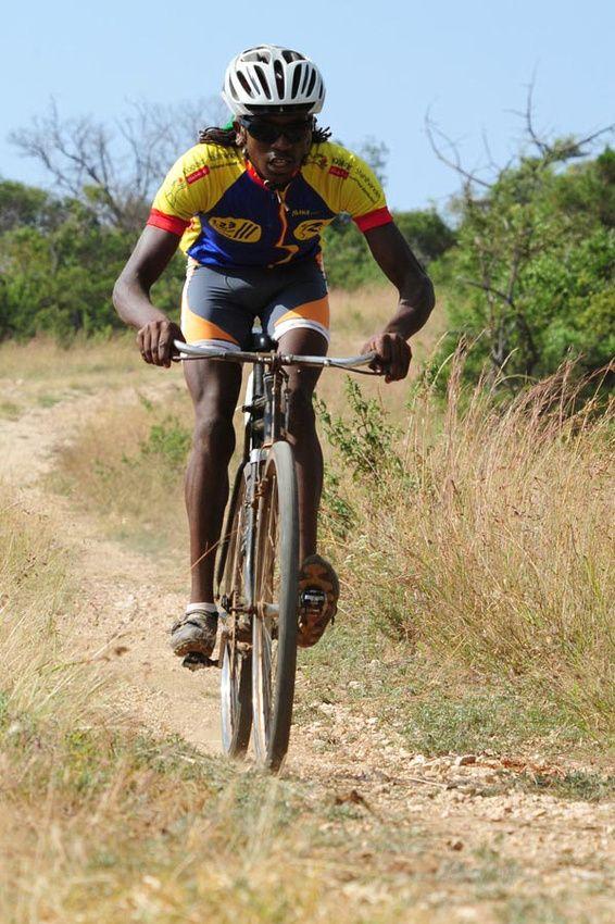 Black Mamba Class Mt Kenya 10 To 4 African Cycling Bike