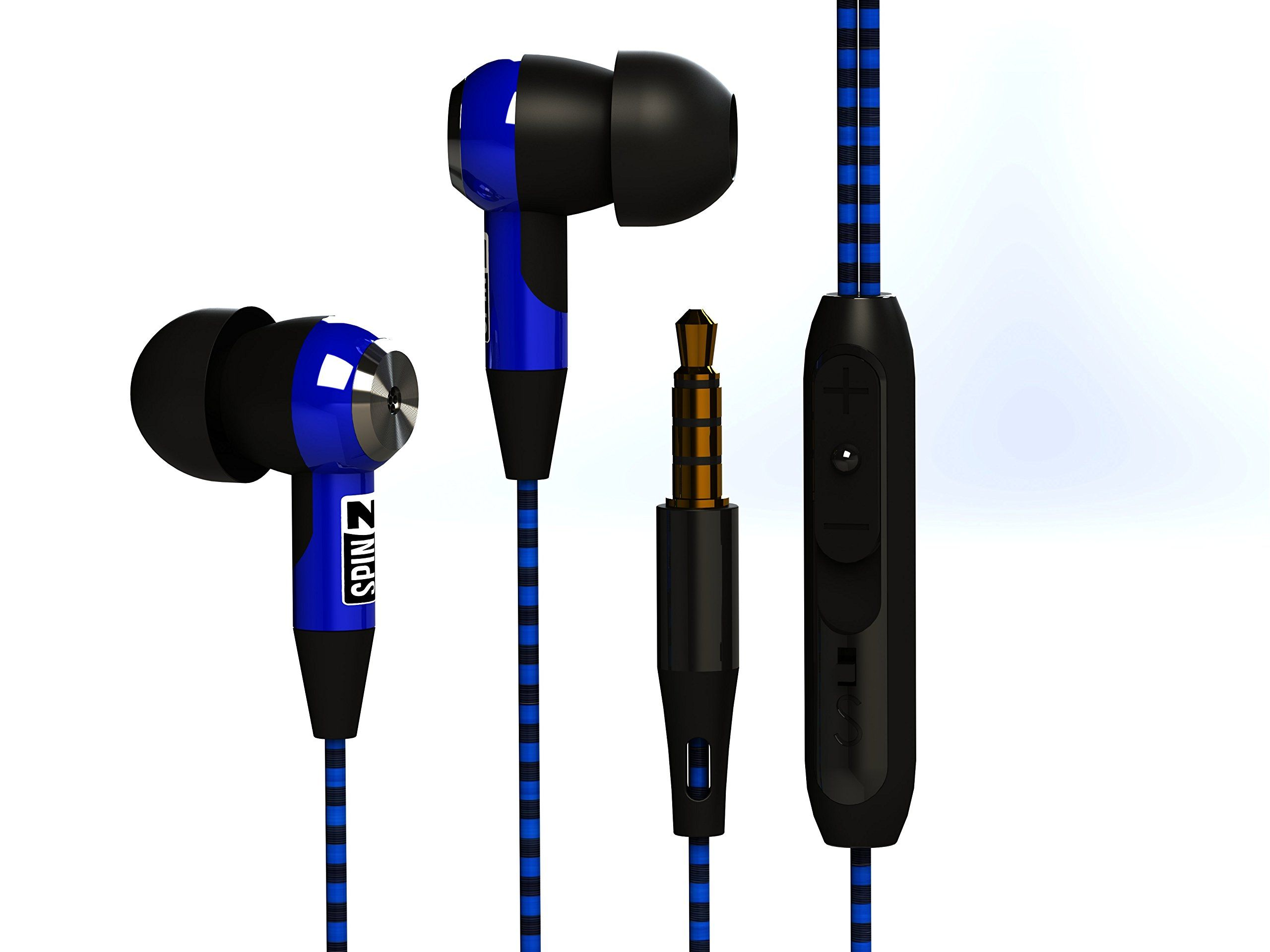 1f4ceceb42c SpinZ PS4 Playstation 4 Earbuds Headset w Mic Made Specially for the PS4  and PS4 PRO Headphone -- Discover more by going to the photo link.