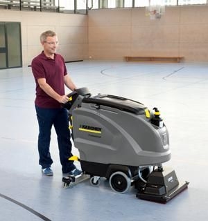 Commercial Sweepers Scrubbers