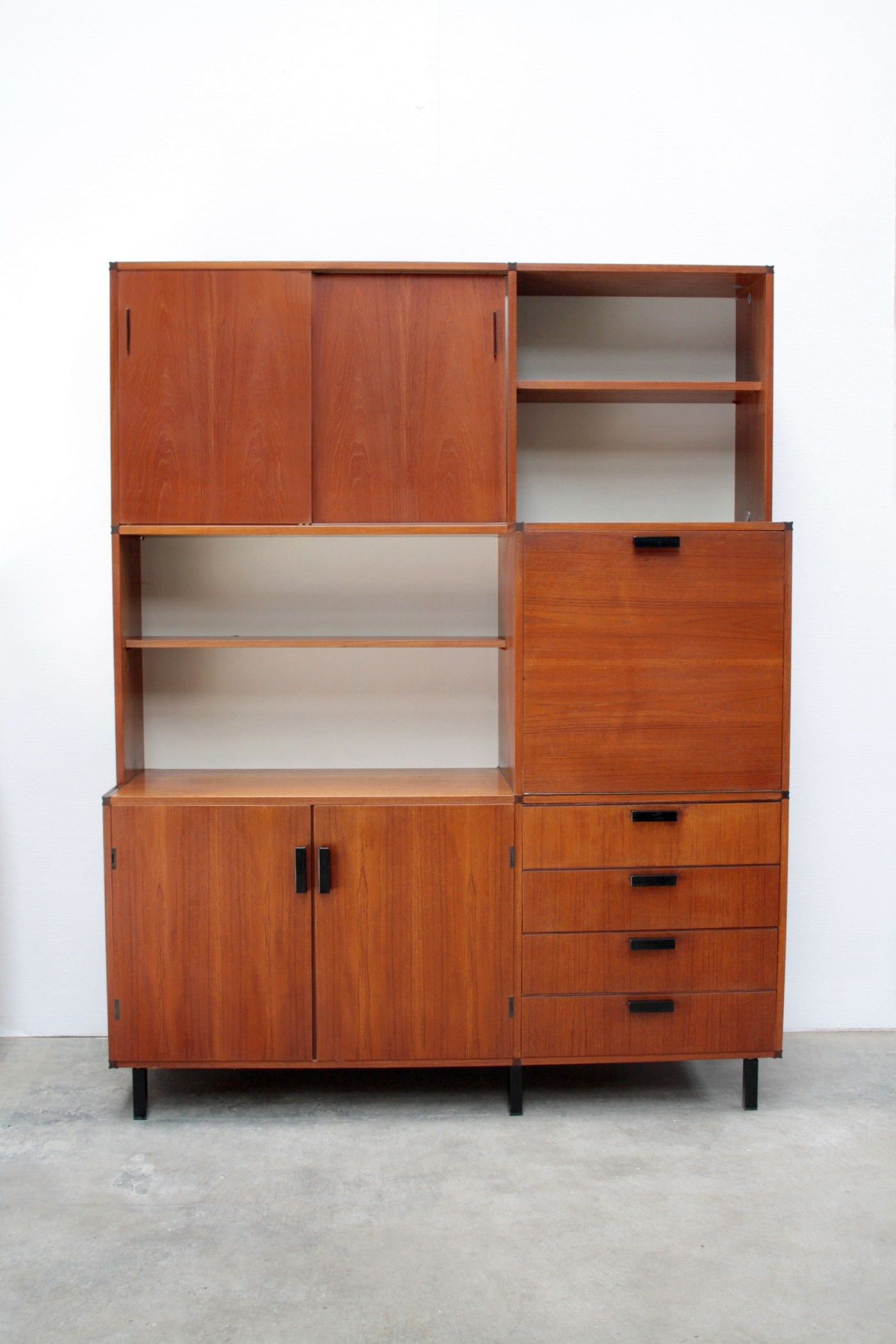 Pastoe Made to Measure kast van Cees Braakman   Vintage designs, Decorating and Storage
