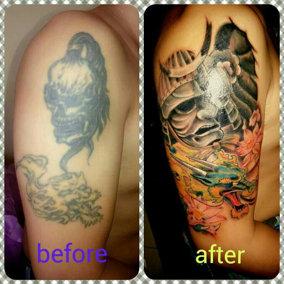 Coverup Word tattoos, Tattoos, Watercolor tattoo