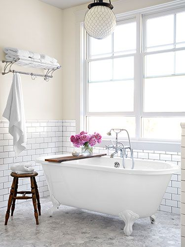 Bathroom Decorating Ideas With Clawfoot Tub 80+ inspiring bathroom decorating ideas | clawfoot tubs, classic